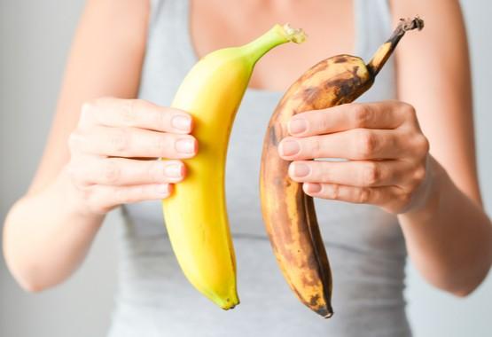 (on)Rijpe banaan