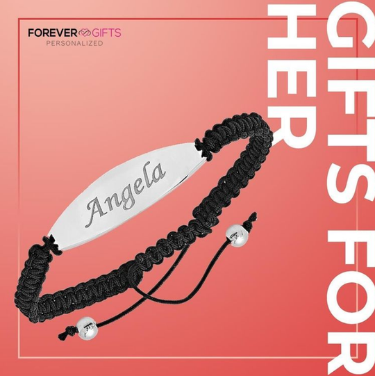 A Forever Gifts necklace with