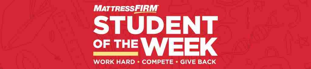 Mattress Firm Montana Student Of The Week