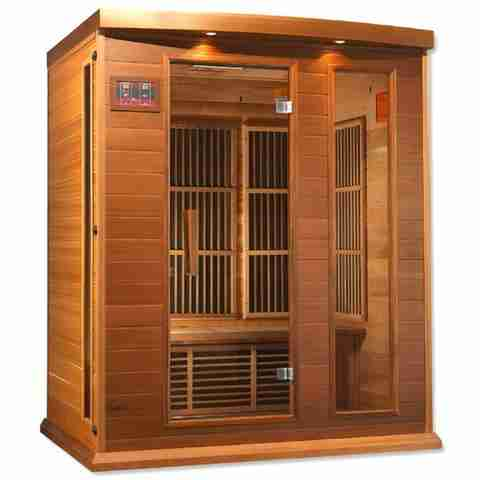 Assembly and Placement Parameters for your Sauna