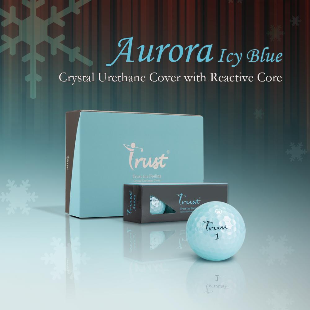 Aurora Golf Ball