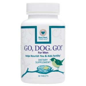 Go, Dog. Go! Men's Fertility Formula