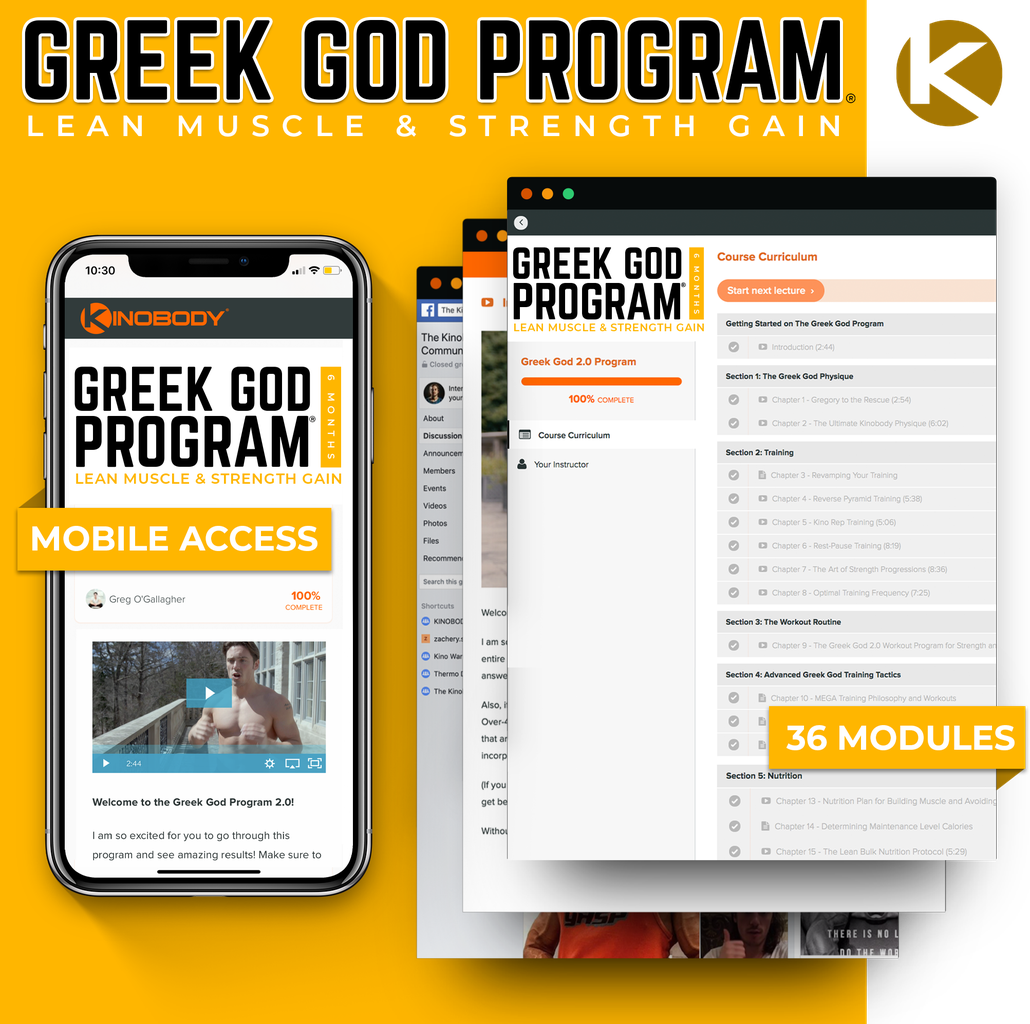 Greek God Program