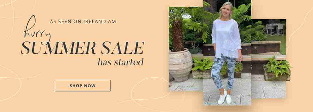 Hurry Summer Sale Has Started