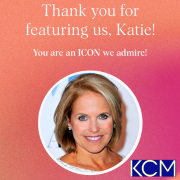Katie Couric Media | Caire Beauty