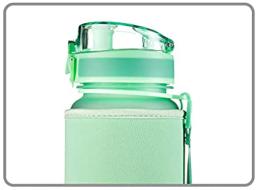 Neoprene Sleeve 32oz Aqua Green