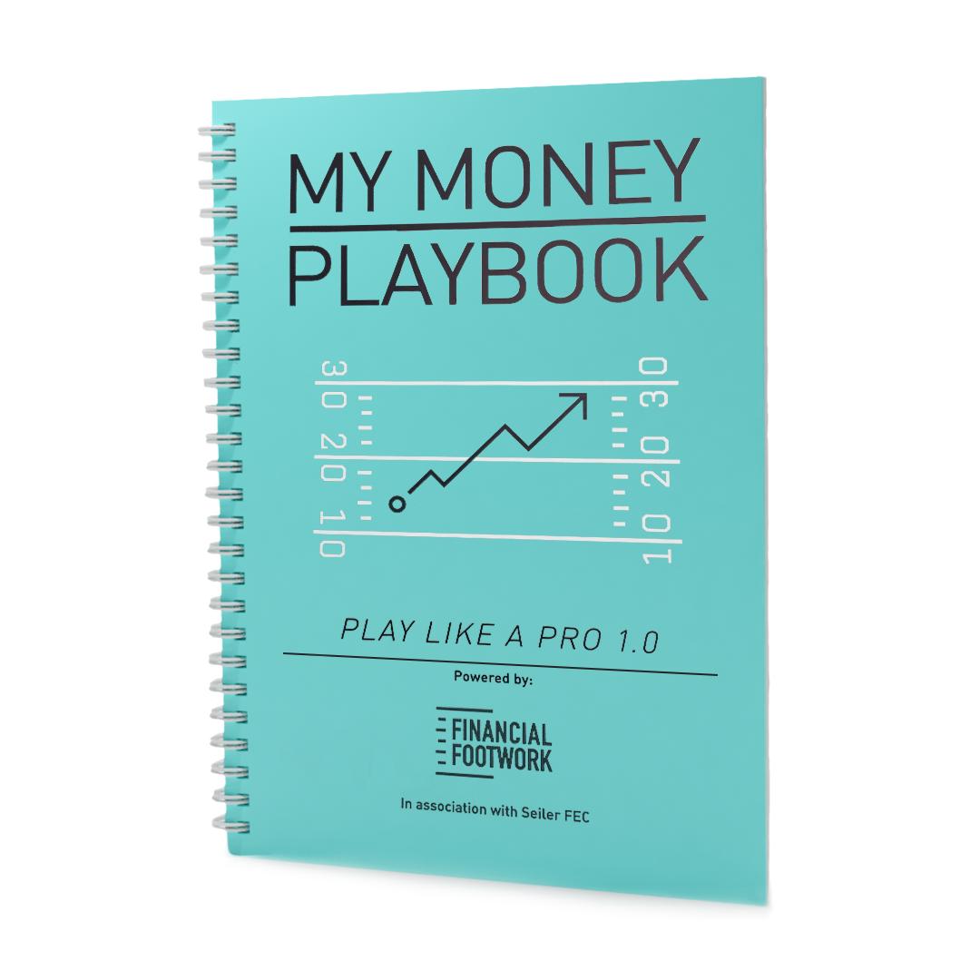 Financial Planner My Money Playbook 1.0 Financial Footwork