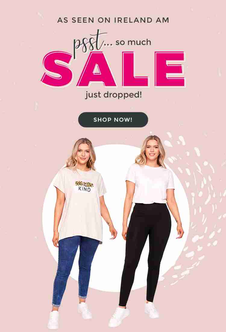 psst so much sale just dropped