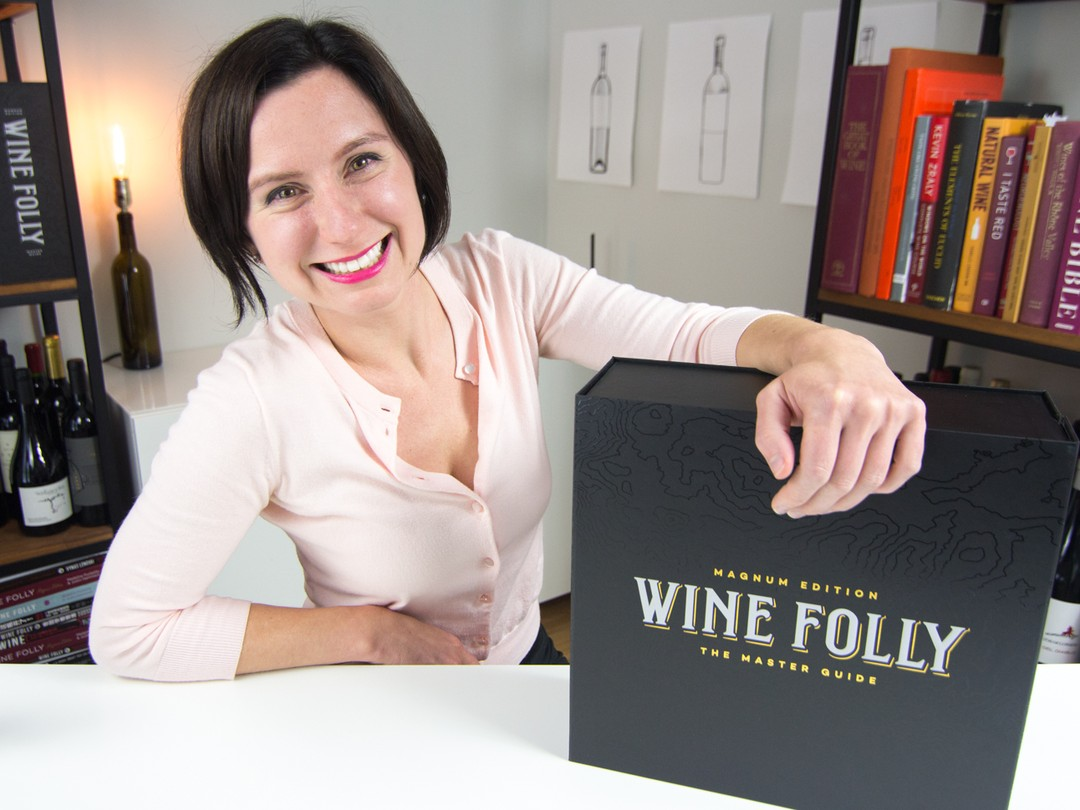 Madeline Puckette - certified sommelier and award-winning wine communicator