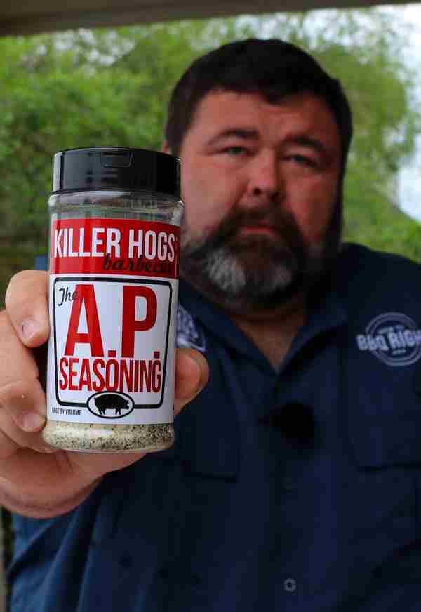 Killer Hogs All Purpose Seasoning