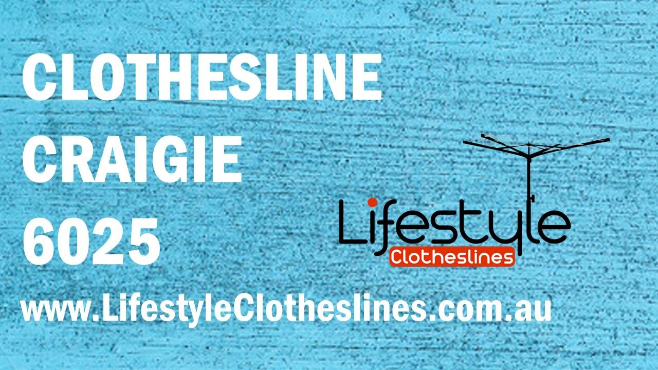 ClotheslinesCraigie 6025WA