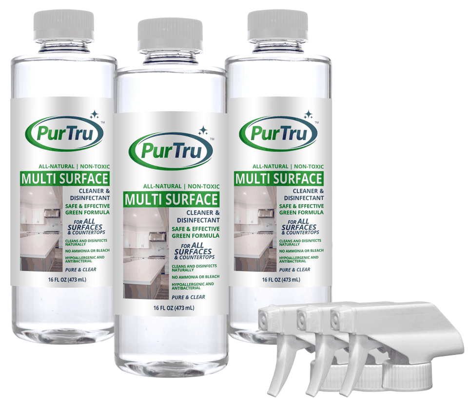 Multi Surface Disinfecting and Cleaning Solution (3 Pack)