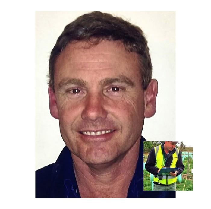 Phil Barron Uses the Power Planter for land revegetation projects