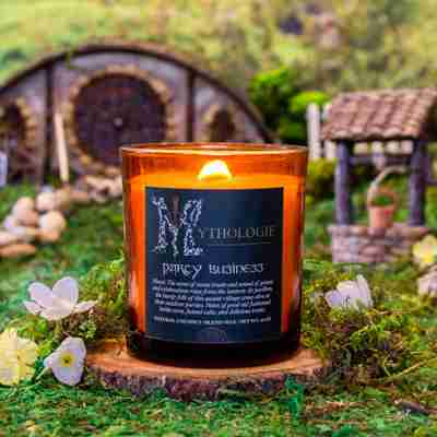 party business LOTR candle