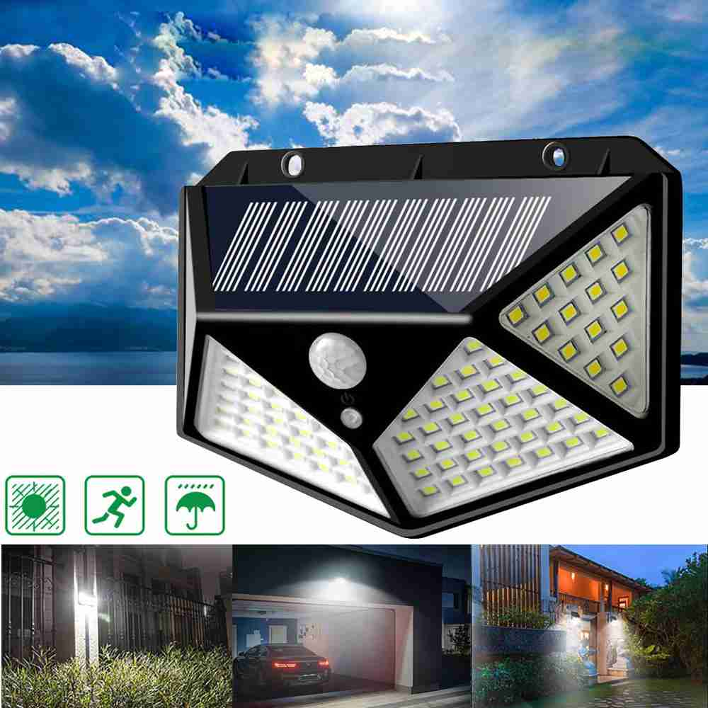 Solite Solar Power Motion Sensor Light