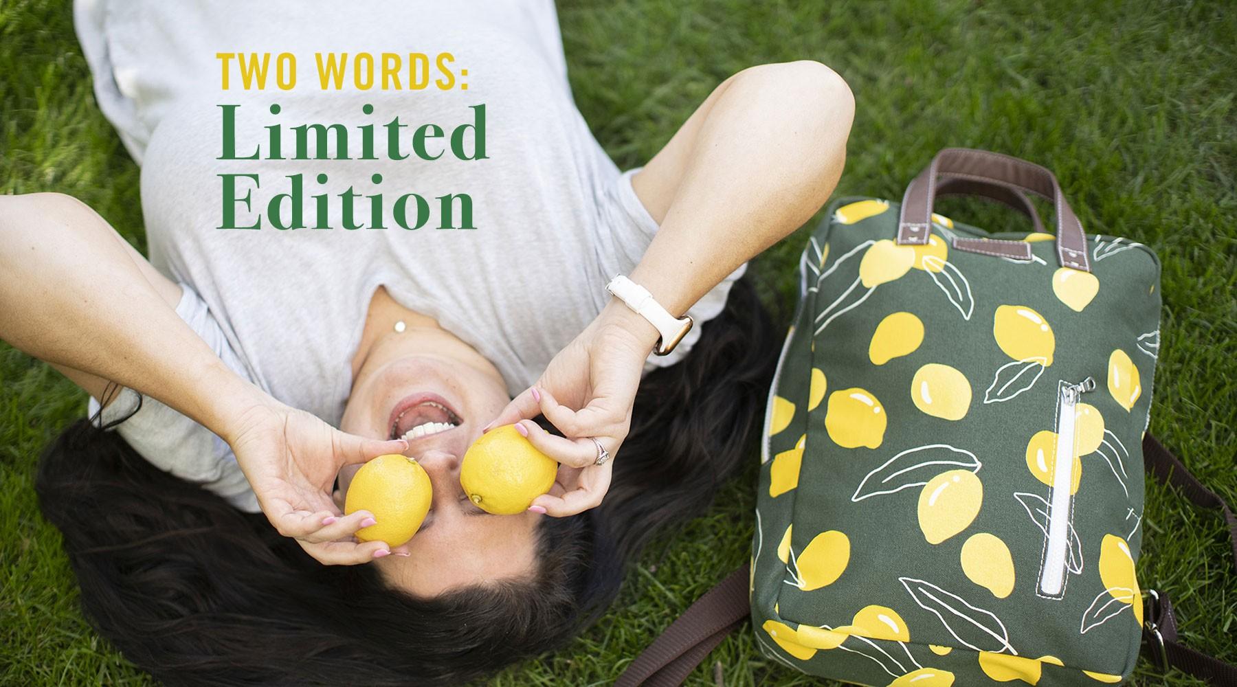 Limited Edition Lemoni