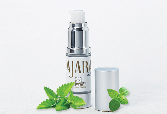Tulsi Mint Tonifying Eye Gel : An ode of Love By AJARA|AGELESS