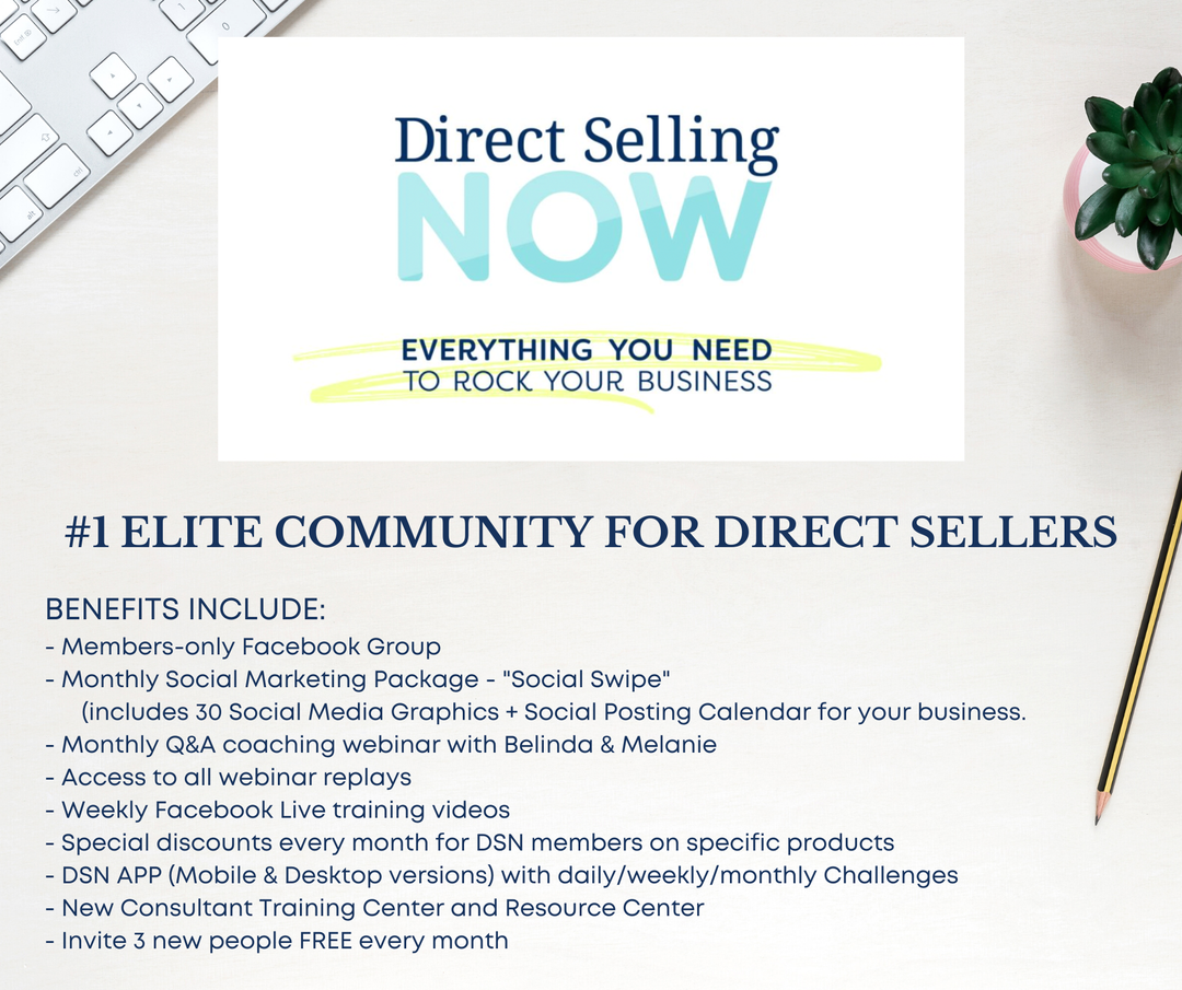 DIRECT SELLING NOW