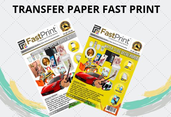 transfer paper kaos
