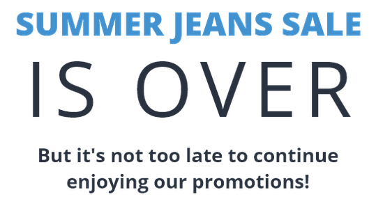 Best summer sale for women, subscribre fort Push up jeans best deals