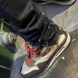 Travis Scott Nike Air Max 1