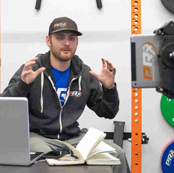 Schedule a 1-on-1 Zoom call with our PRx Performance Solutions Specialists