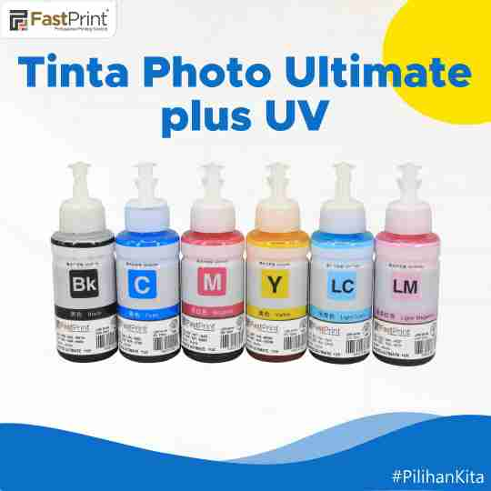 tinta photo ultimate plus uv, tinta anti pudar