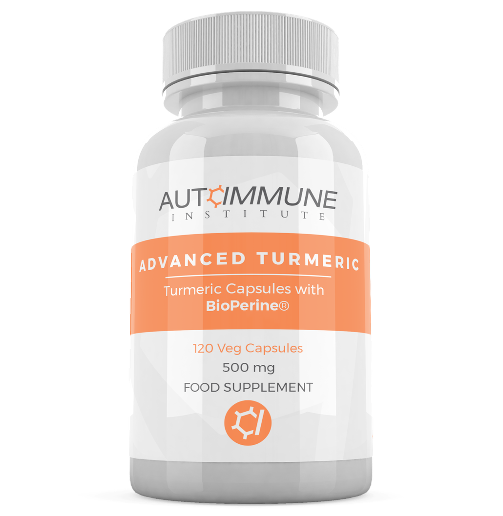 Turmeric / Curcumin Capsules with Bioperine (Black Pepper)
