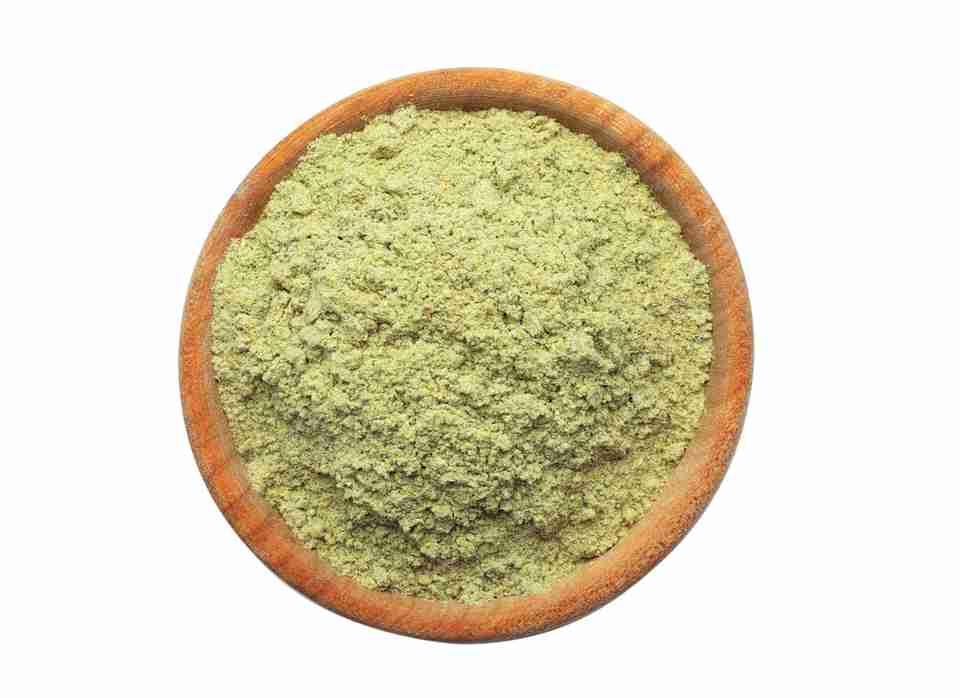 hemp powder