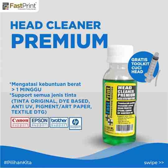 head cleaner premium