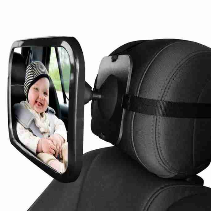 Baby Back Seat Viewing Mirror - Infant kingdom