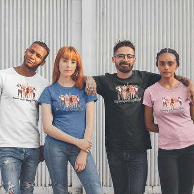 Dance Is For Every Body Unisex T-Shirt