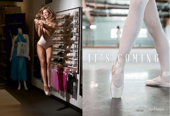 Dancewear Corner Anniversary Event 20% Off Sale