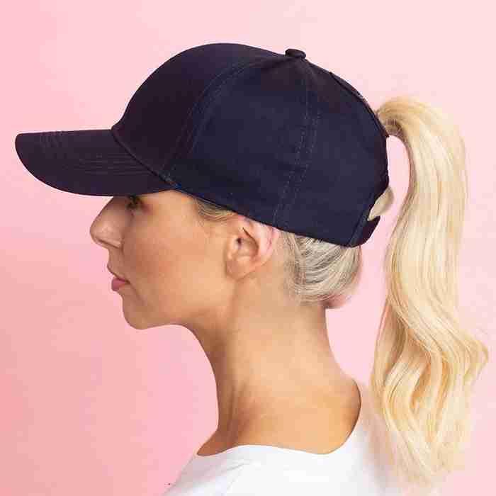 Aubree Hat(Navy)