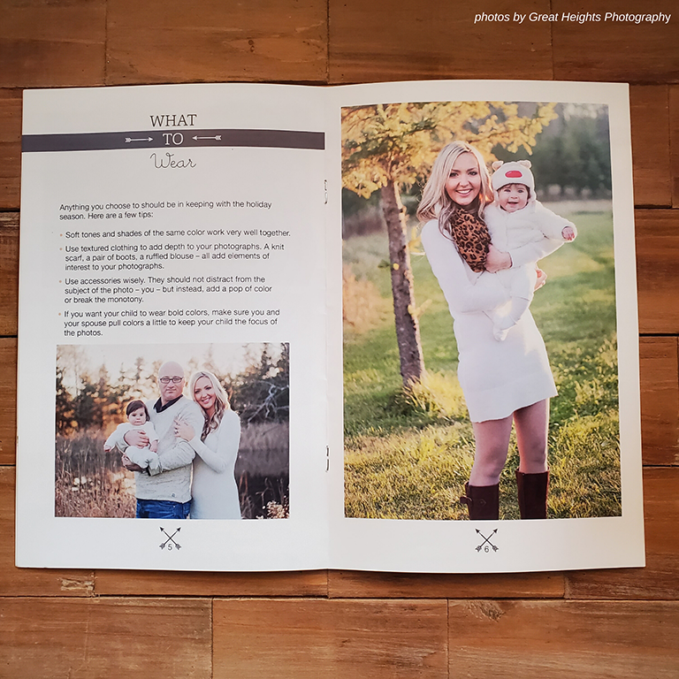 Mini Session Photography Marketing Template