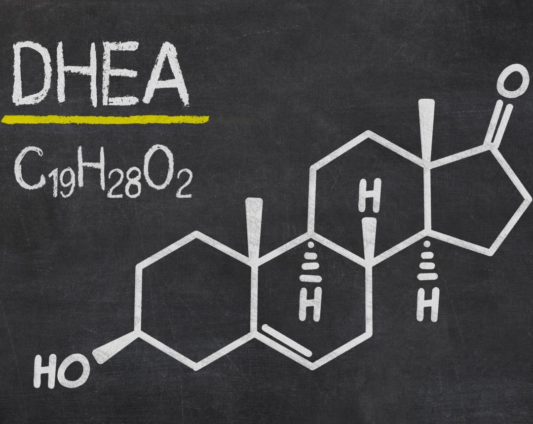 Use DHEA to boost testosterone.