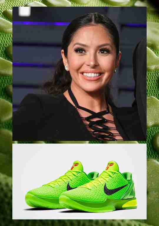 Vanessa Bryant Kobe Shoes
