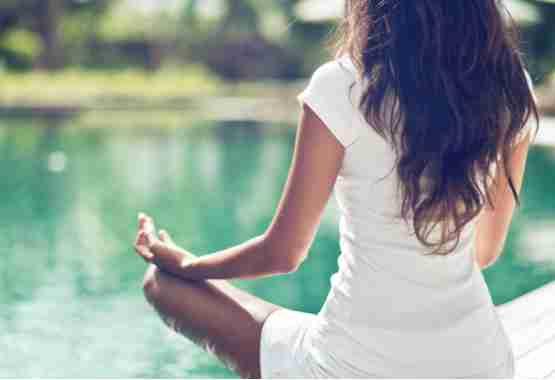 Mediteren kan overal.