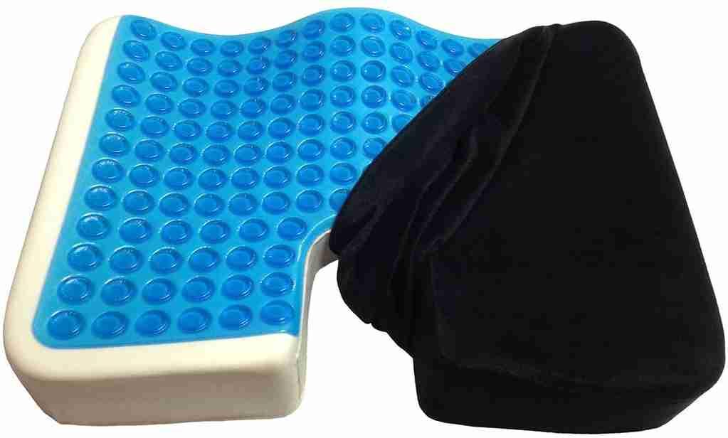 Kieba Coccyx Gel Seat Cushion