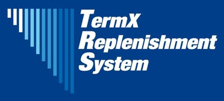 TermX Replenishment System can be installed using the Power Planter 224HD to dig the trenches