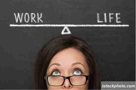 work-life balance, keseimbangan pekerjaan dan pribadi