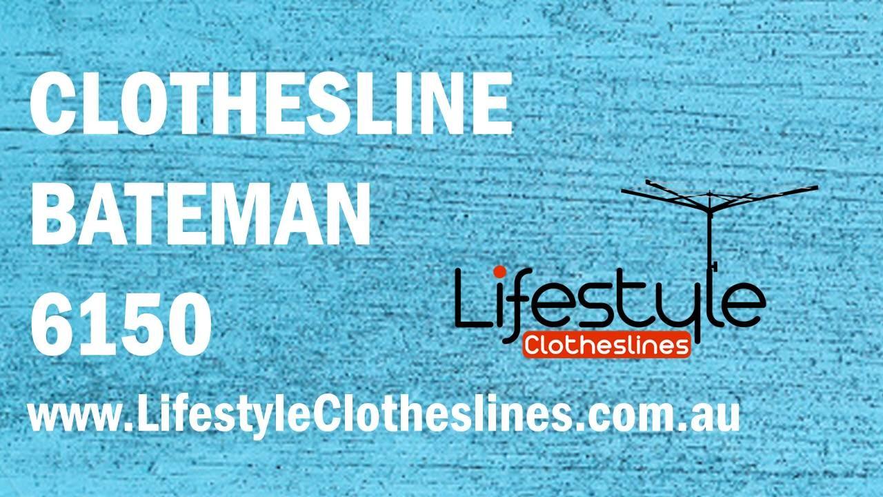 Clotheslines Bateman 6150 WA
