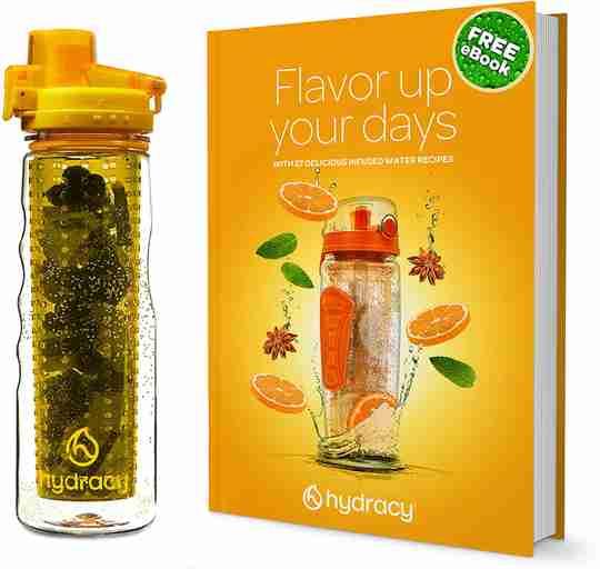 Infuser Water Bottle 25oz - Sunny Yellow - Ebook