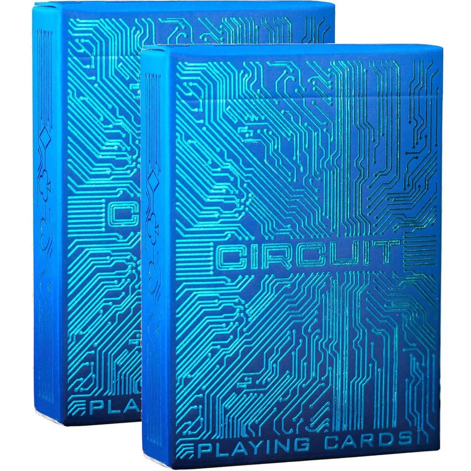 Circuit: Ice Blue