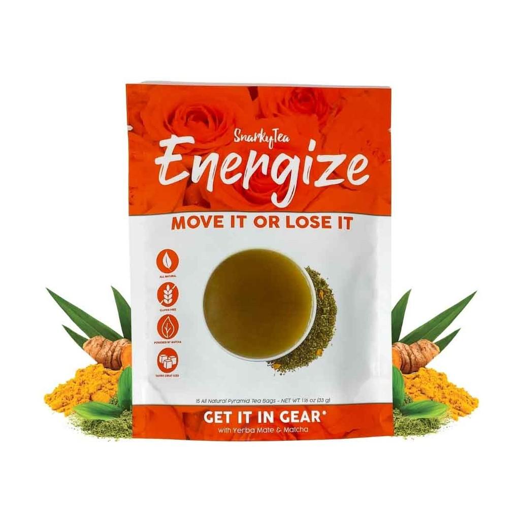 Move It Or Lose It - Energizing Tea
