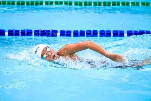 swimming exercise different method