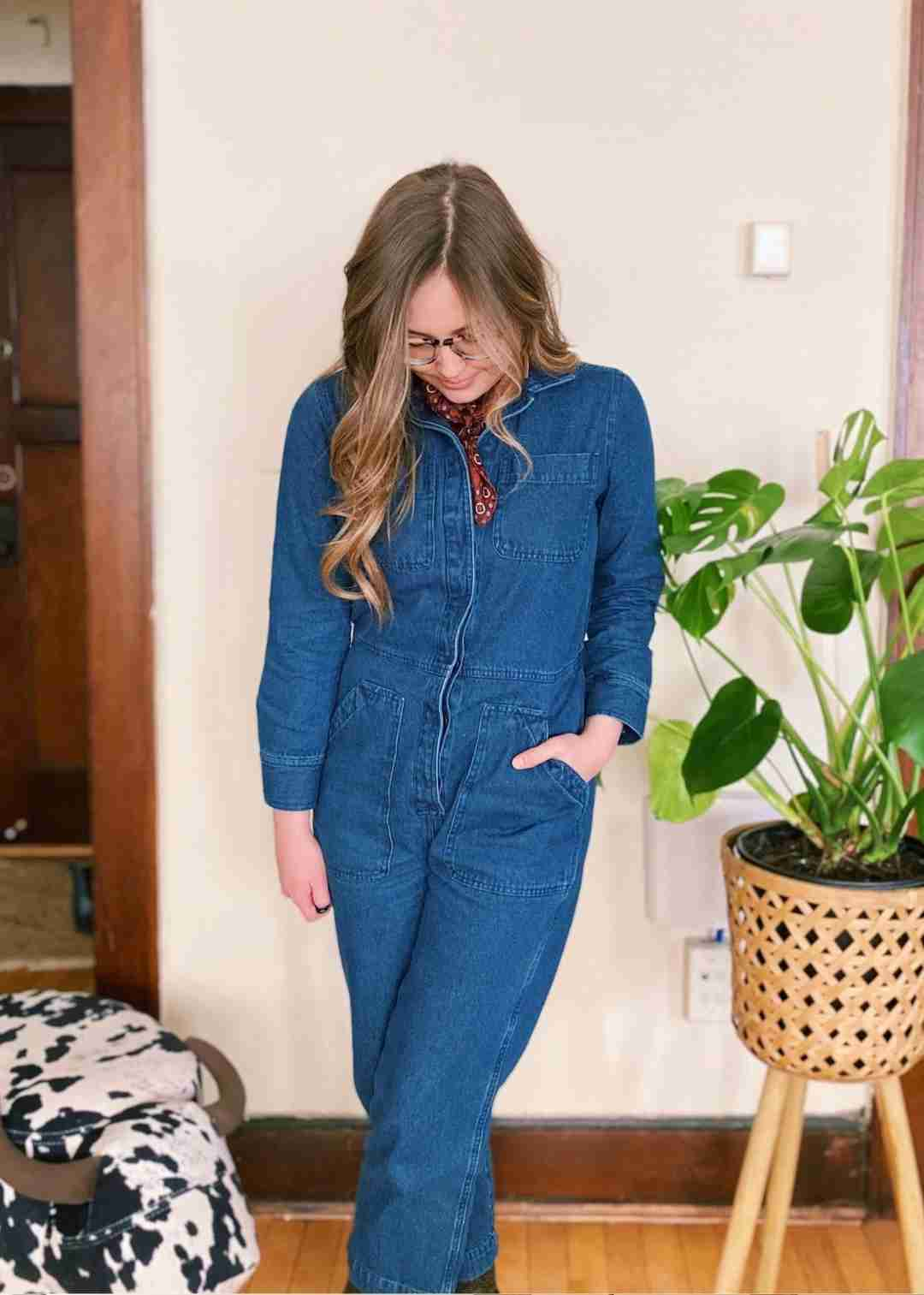 Ambassador Taylor | Guide Coverall Denim