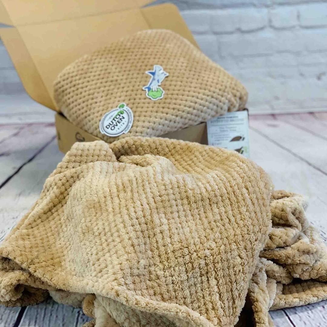 The Original Dutch Oven Kits - Fart Blanket Gift Box