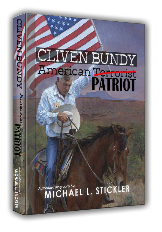 Cliven Bundy American Patriot | LeadershipBooks.store