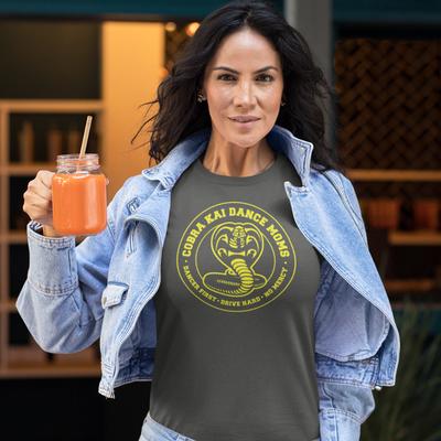 Cobra Kai Dance Moms Unisex T-Shirt - Adult